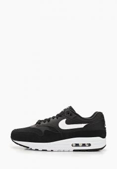Кроссовки Nike Men's Air Max 1 Shoe цвет черный