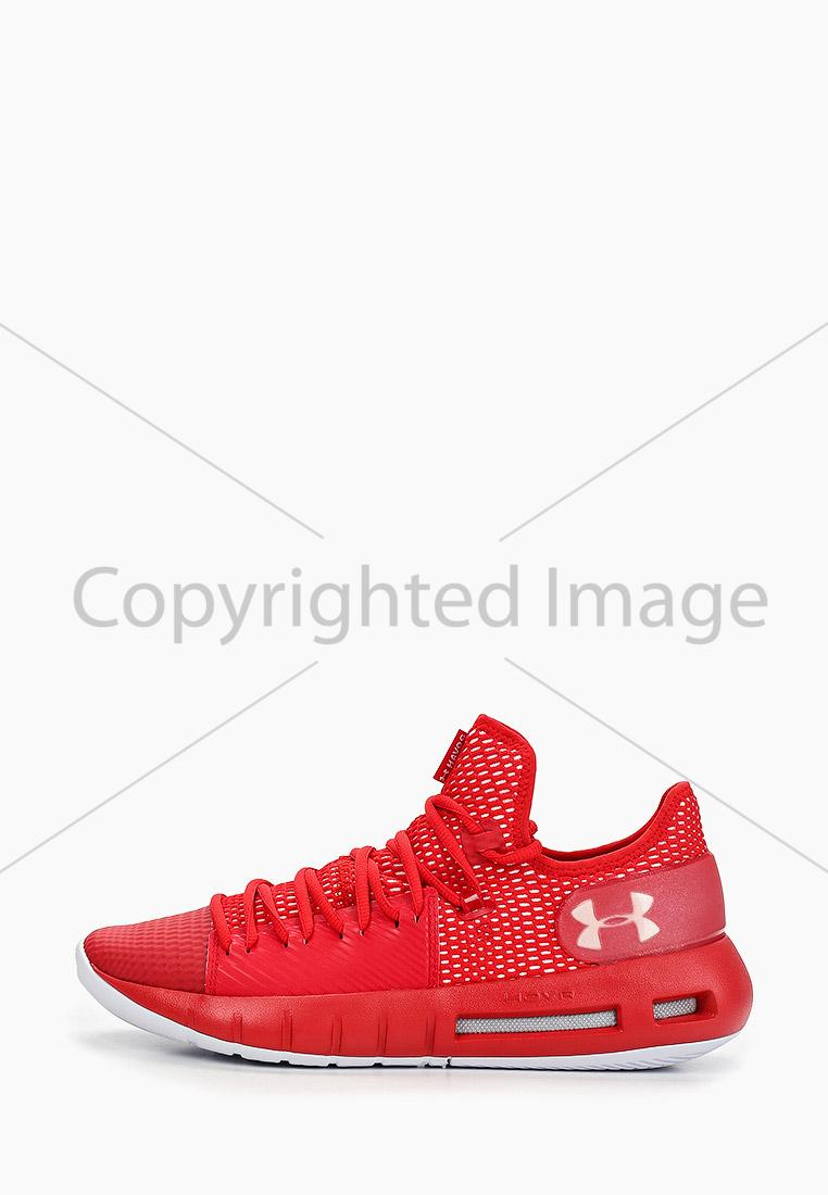 timeless design 08cd7 7dc3e Кроссовки Under Armour UA HOVR Havoc Low цвет красный